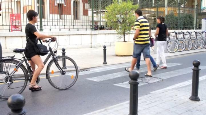 como circular en bici por benidorm 2