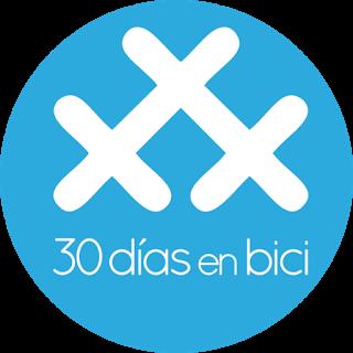Logo 30 Dias en Bici