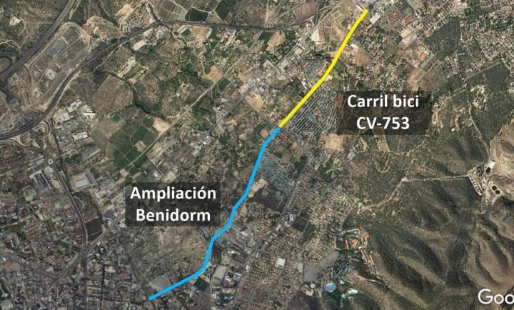 carril-bici-benidorm-albir