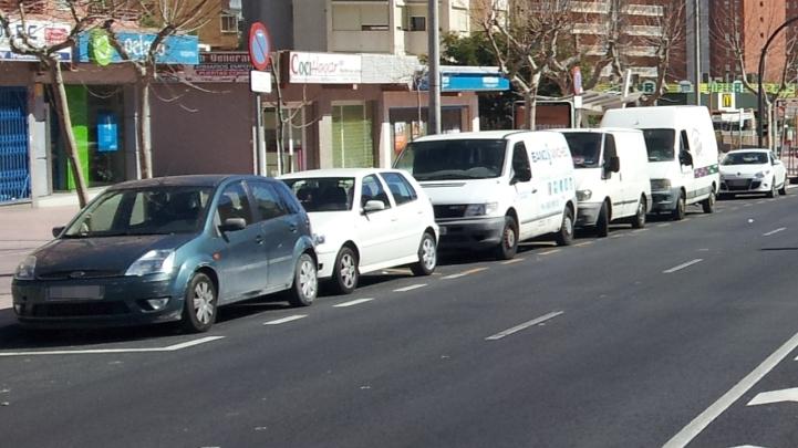 aparcamiento benidorm
